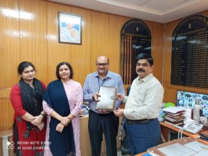 MoU signed with CDAC under MukhyaMantri Shram Shakti Yojna